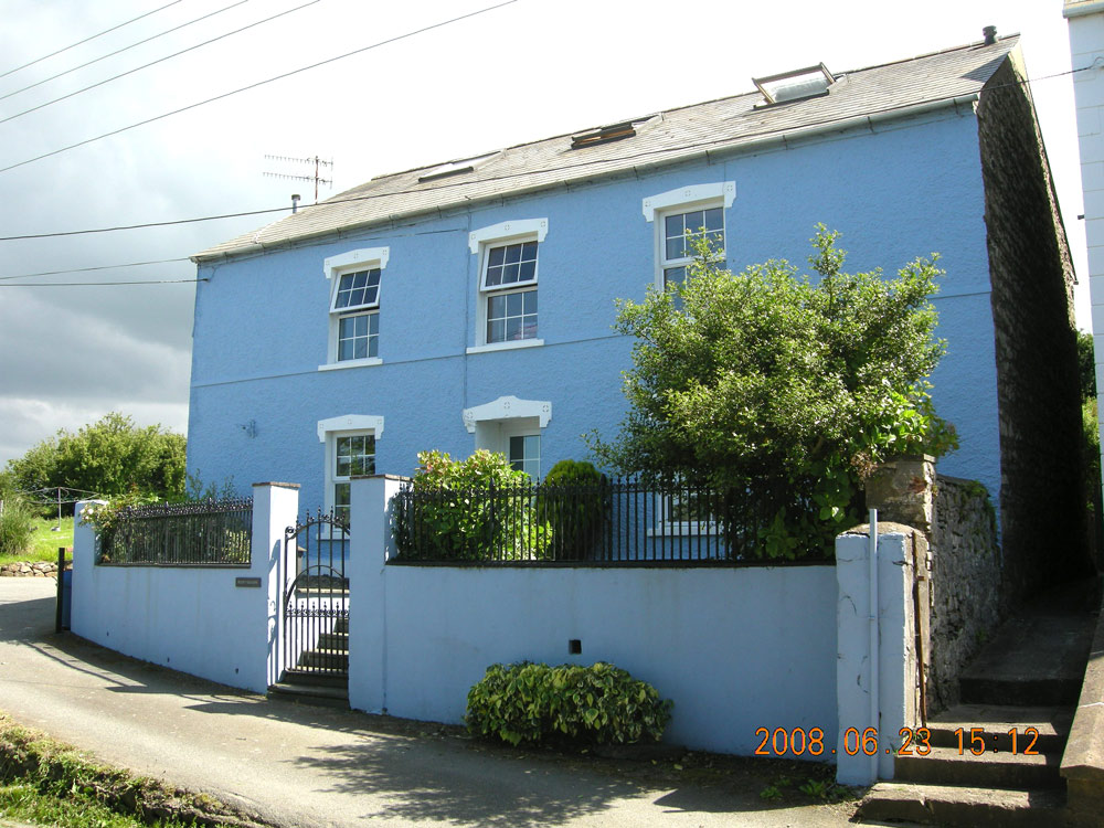 Mount Pleasant Holiday Cottage in Newport